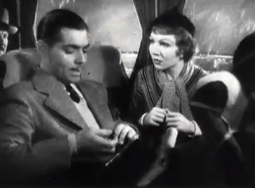 Bir Gecede Oldu - It happened one night - 1934