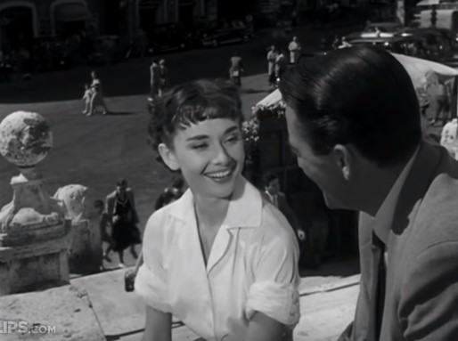 Roma Tatili - Roman holiday - 1953
