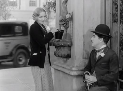 Şehir Işıkları - City lights - 1931