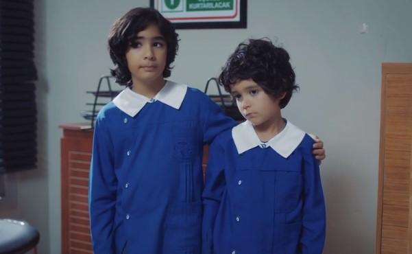 Mucize doktor - Çocuk oyuncuları