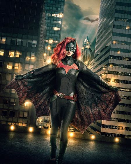 Batwomen: Ruby Rose