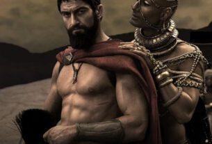 mitoloji filmleri önerileri: 300 spartalı