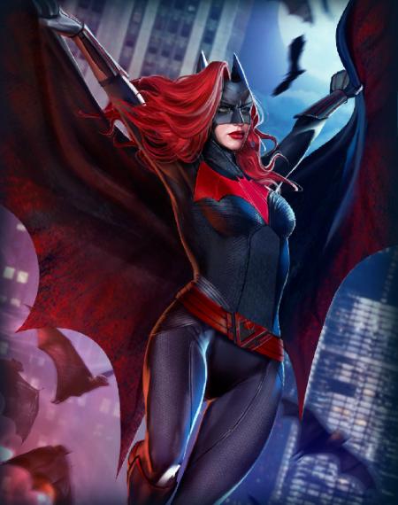 Batwomen: Kate Kane