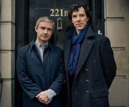 Sherlock Dizisi