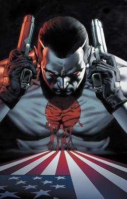 Bloodshot Karakteri