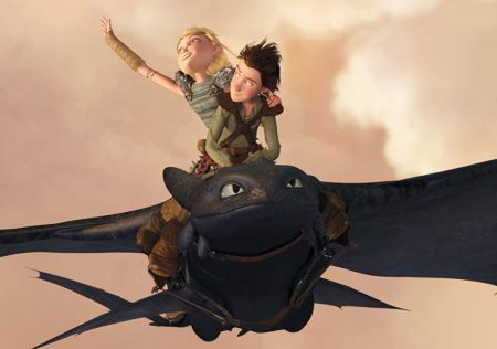 Ejderhanı Nasıl Eğitirsin (How to Train Your Dragon - 2010)