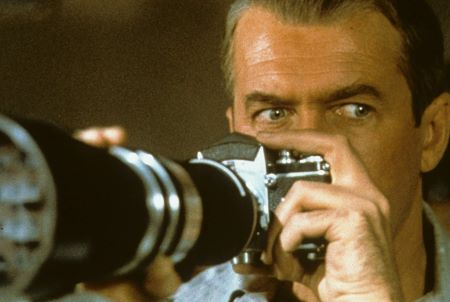 Gerilim filmi önerisi: Arka Pencere (1954)