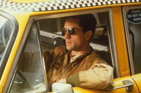 Psikolojik gerilim filmi önerisi: Taksi Şoförü (1976)