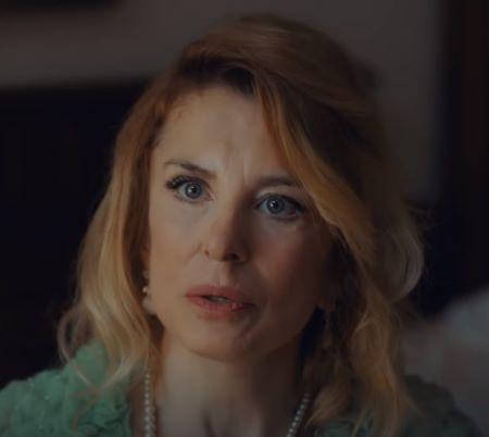 Kurşun dizisi Nahide: Leyla'nın annesi