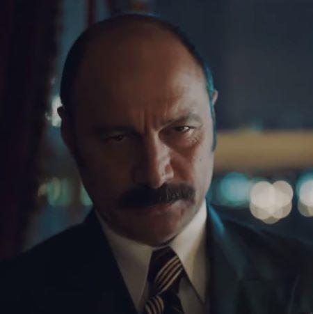 Kurşun dizisi Nuri: Leyla'nın babası