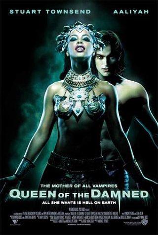 Vampirle Görüşme'nin devamı: Lanetliler Kraliçesi filmi