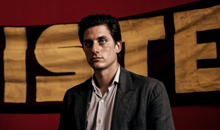 Luca Marinelli: Martin Eden