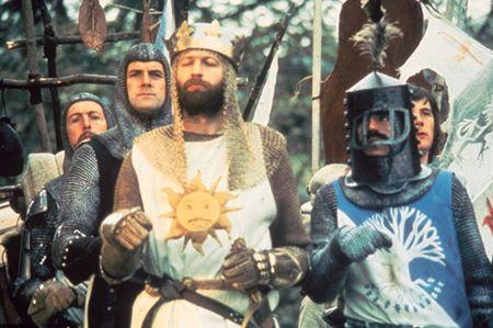 Monty Python ve Kutsal Kâse (1975)