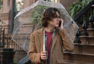 New York'ta Yağmurlu Bir Gün Filmi