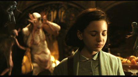 Mitoloji filmi önerisi: Pan'ın Labirenti (2006)