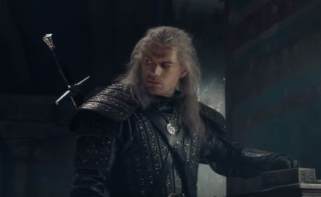 Henry Cavill'in Yeni Dizisi The Witcher