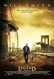 Ben Efsaneyim Filmi - I Am Legend (2007)