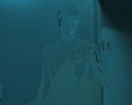 Yeni Görünmez Adam Filminden Kare