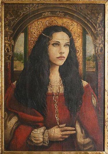 Justina Szilágyi - Kont Drakula ile evlenen Macar prensesi