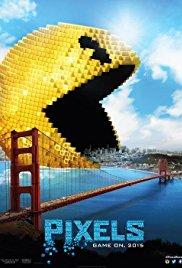 Pixels Filmi (2015)