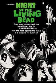 Yaşayan Ölülerin Gecesi - Night of the Living Dead (1968)